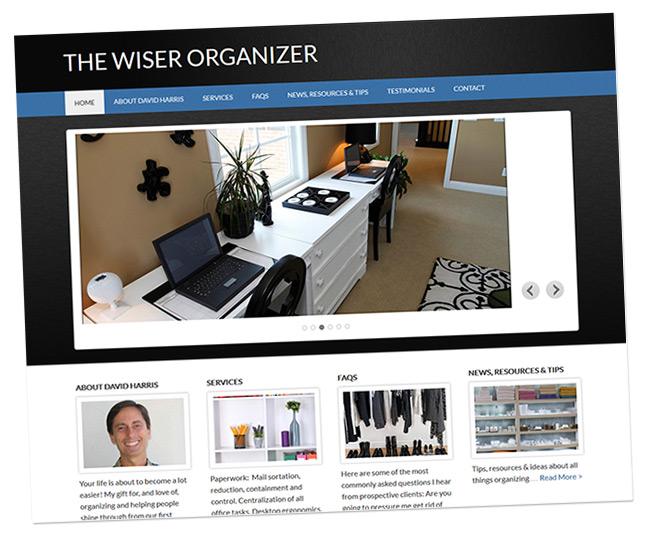 The Wiser Organizer