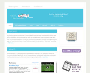 shophueneme.net, WordPress website, maintenance & hosting