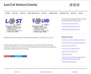lostcatventuracounty.com